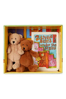 JELLYCAT Two little bears set
