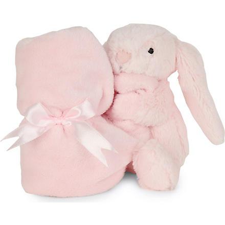 JELLYCAT Bashful blankie bunny