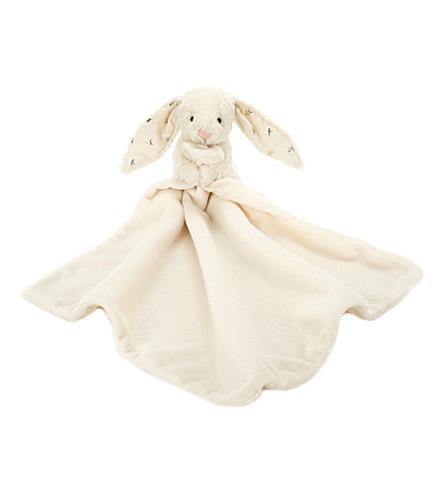 JELLYCAT 害羞的闪光兔子奶嘴33厘米