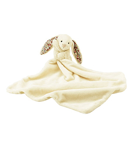 JELLYCAT Blossom Bunny soother 33cm (Cream
