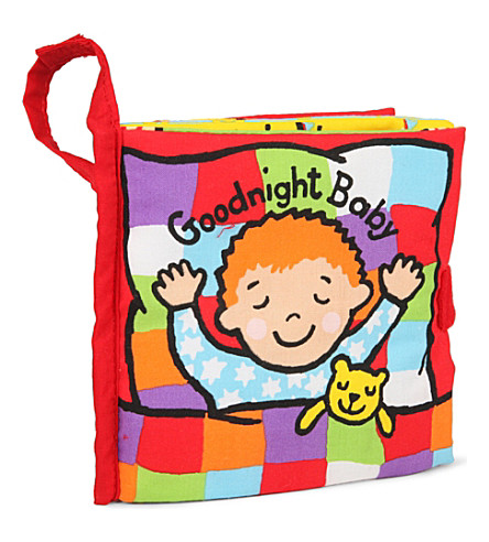 JELLYCAT Goodnight Baby book