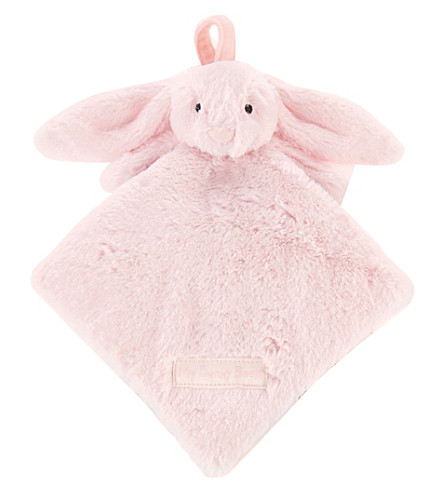 JELLYCAT My Pink Bunny soft book