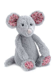 JELLYCAT Bashful Blossom small mouse