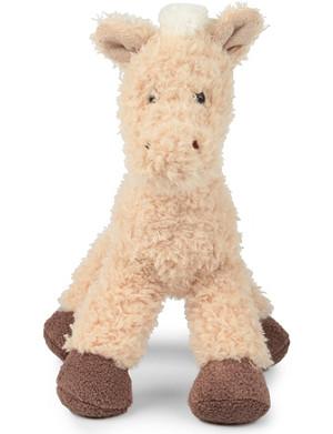 JELLYCAT Caffuffle Palomino pony