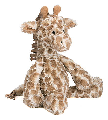 JELLYCAT Dapple giraffe soft toy