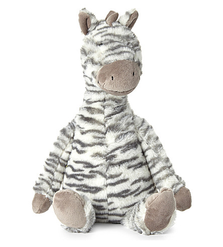 JELLYCAT Fluffles zebra large soft toy 38cm