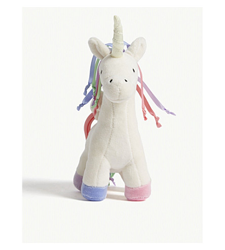 JELLYCAT Lollopylou Jitter unicorn soft toy