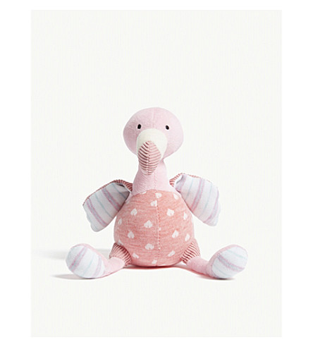 JELLYCAT Lulu flamingo jitter soft toy