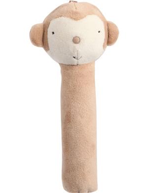 JELLYCAT Thumble monkey squeaker toy