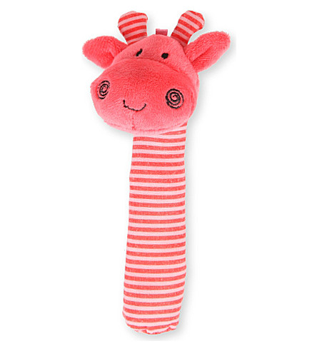 JELLYCAT Giraffe rattle toy