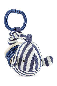 JELLYCAT Clicketty Walter Whale toy