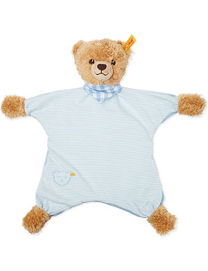 STEIFF Sleep Well teddy bear comforter