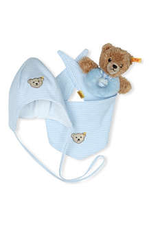 STEIFF Sleepwell Bear gift set