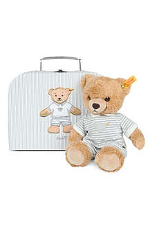 STEIFF Steiff Sleep Well bear gift set with case
