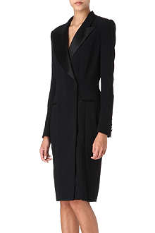 TOM FORD Tuxedo wrap dress