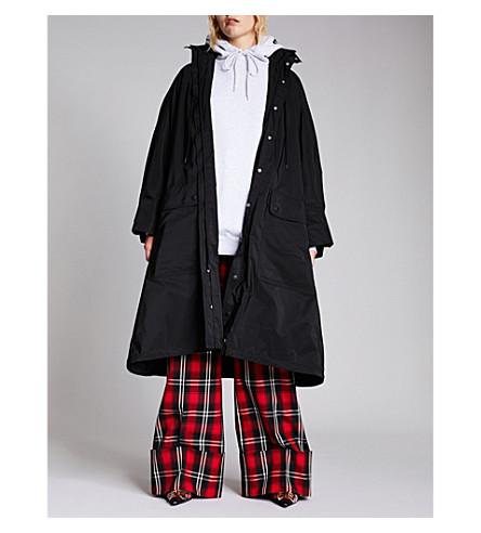BALENCIAGA Opera raincoat (Black