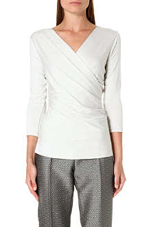 MAX MARA Caprice stretch-jersey top