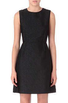 MAX MARA PIANOFORTE Abbaco jacquard shift dress
