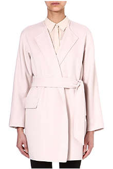 MAX MARA Loose-fit cashmere coat