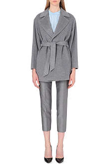 MAX MARA STUDIO Aire wrap coat