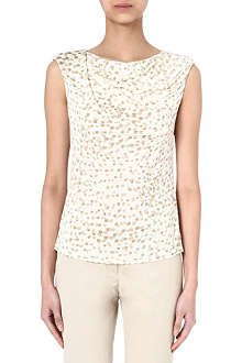MAX MARA STUDIO Alan jersey top