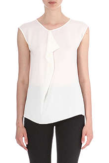MAXMARA Alinda silk top
