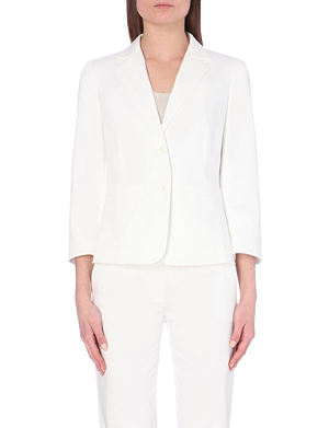 MAX MARA Stretch-cotton jacket