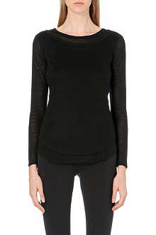 MAX MARA Anagn wool top