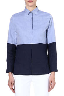 S MAX MARA Angizia colour-blocked shirt