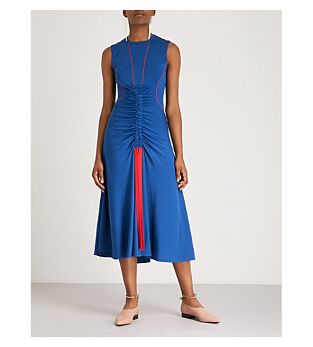 Numbers shift dress