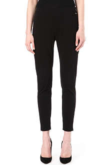 MAX MARA Arianna stretch-cotton trousers