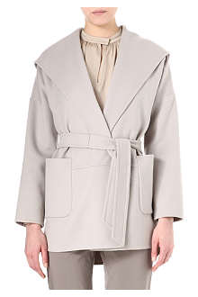 MAX MARA Arpa hooded coat