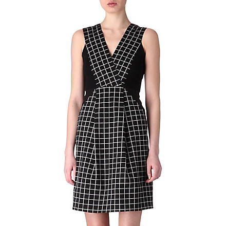 SPORTMAX Azeglio dress (Black