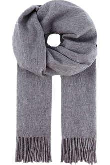MAX MARA Classic cashmere scarf