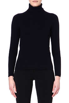 S MAX MARA Benares turtleneck cashmere jumper