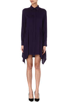 SPORTMAX Oversized silk shirt