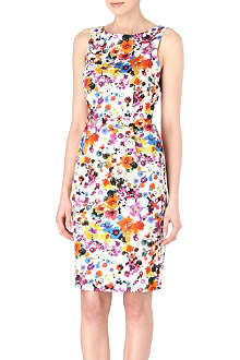 MAXMARA Bingo floral-printed dress