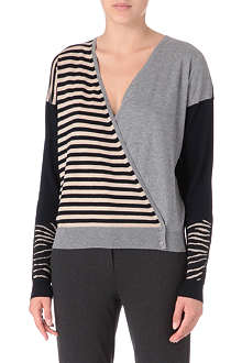 MAX MARA Cross-front cardigan