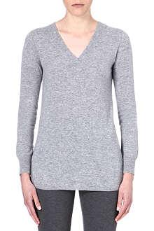 MAX MARA Bonn v-neck cashmere jumper