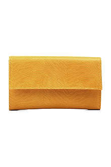 MAX MARA Reptile leather wallet