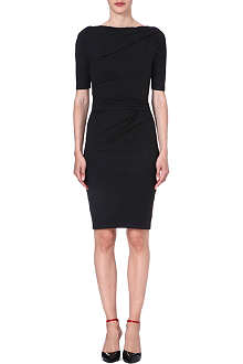 MAX MARA Pianoforte jersey dress