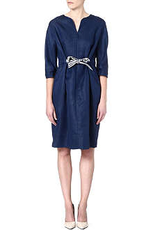 S MAX MARA Burgos belted dress