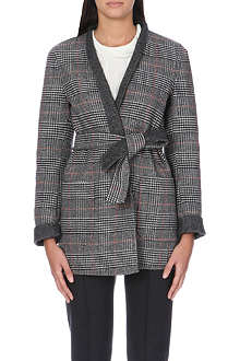 MAX MARA Cairo reversible wool and cashmere-blend jacket