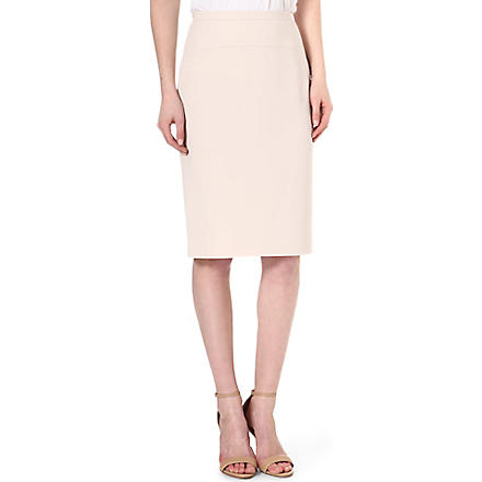 SPORTMAX Calerno pencil skirt (Powder
