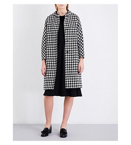 S MAX MARA Camilla tweed coat (Black
