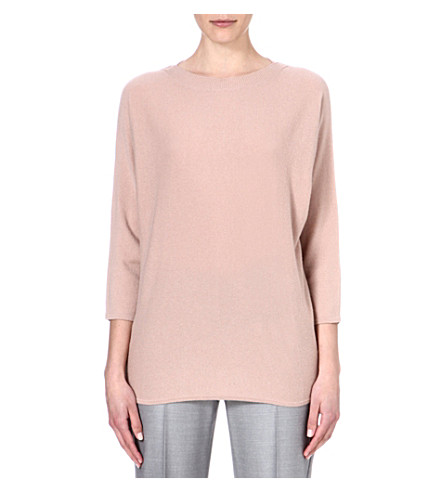 MAX MARA Candela cashmere jumper (Pink