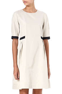 S MAX MARA Cantone taffeta dress