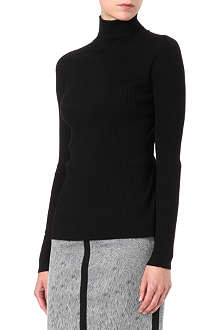 SPORTMAX Knitted roll-neck jumper