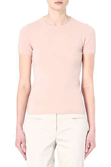 S MAX MARA Knitted cashmere top