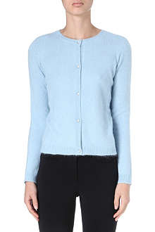 MAX MARA STUDIO Chinese diamante-button cardigan